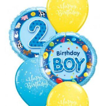 Die Schönsten Glückwünsche zum 2. Geburtstag