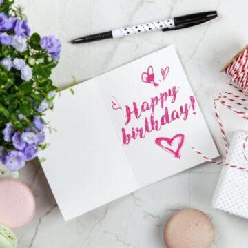 Schöne Liebe Kostenlos Geburtstagswünsche Für Meinen Schatz