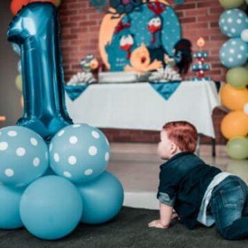Die Schönsten Glückwünsche zum 1. Geburtstag
