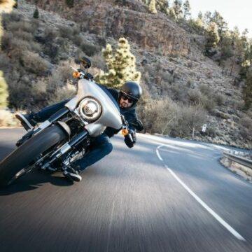 Freche Geburtstagswünsche für Motorradfahrer