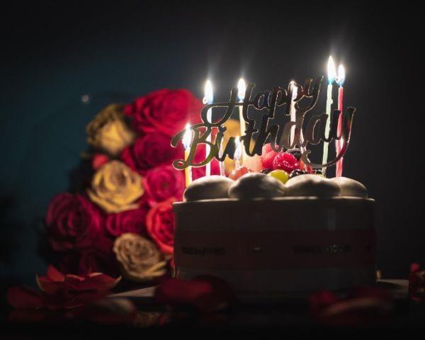 Geburtstagsbilder für Tante