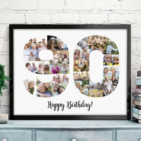 Glückwünsche zum 90. Geburtstag, die von Herzen kommen